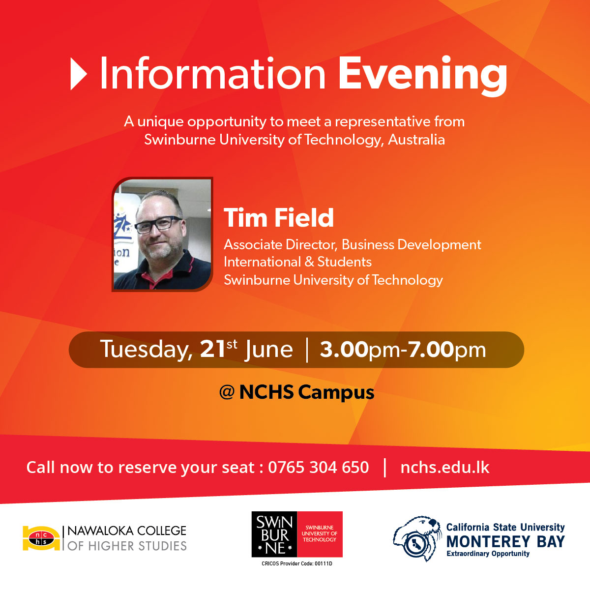 Nawaloka College of Higher Studies