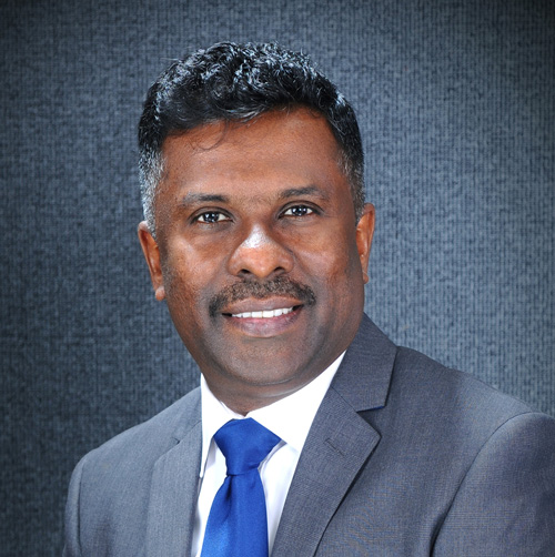 Victor Ramanan - Deputy Chairman/CEO, Nawaloka College of Higher Studies
