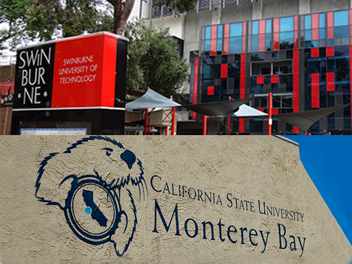 Partner Universities - Our collaborations